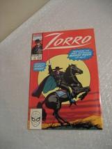 ZORRO #1 by marvel comics vf-nm condition 1990 - $3.00