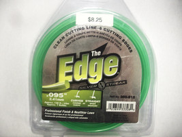 "380-812 Stens The Edge Silver Streak Trimmer Line .095"" 2.41mm trimmer s... - $8.25"