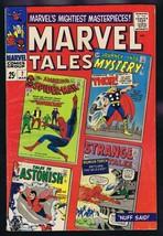 Marvel Tales #7 ORIGINAL Vintage 1966 Marvel Comics Spider-Man Thor Wasp - $18.55