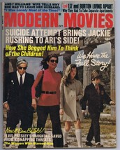 ORIGINAL Vintage October 1970 Modern Movies Magazine Jackie Kennedy Onassis - $24.74