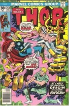 The Mighty Thor Comic Book #254 Marvel Comics1976 VERY GOOD - $2.99