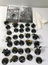 MAGE KNIGHT LOT of 31 Miniatures Figurines Tabletop Gaming - $44.55