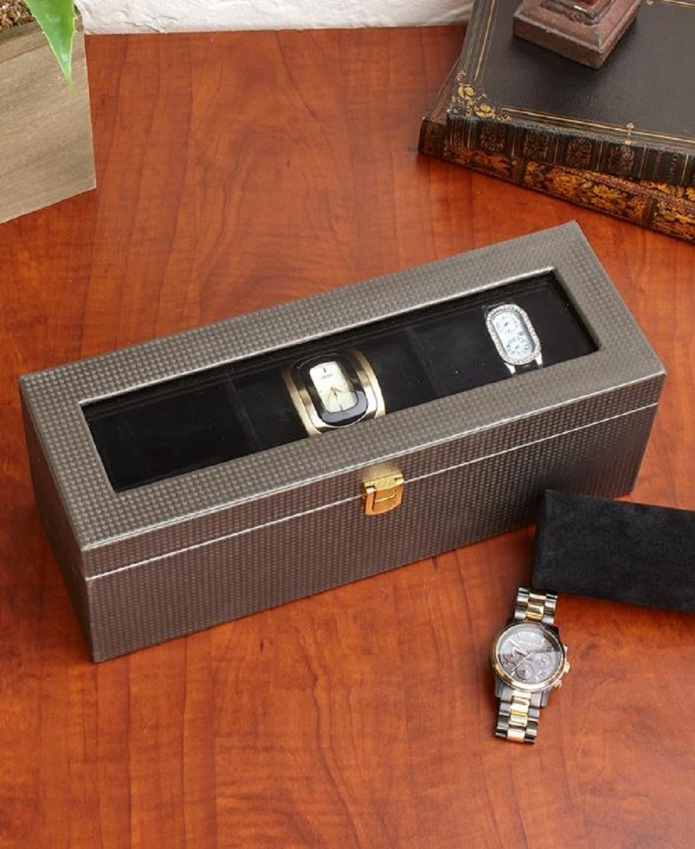 Watch case gray
