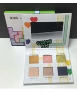 Tetris X Ipsy GAME ON / 6 Eyeshadow Pressed Palette Limited Edition / Ga... - $12.02
