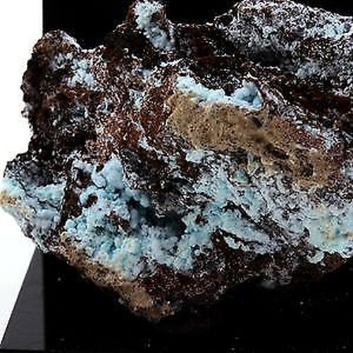 Gibbsite. 80.4 ct. kamariza Minen, Lavrion Bezirk, Griechenland. selten