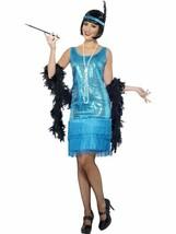 Civettuola Maschietta Costume, 1920's Stravagante Costume, Taglia UK 12-14 - $33.62