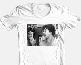American Werewolf In London T-shirt B/W Photo 100% cotton 80's horror movie tee image 1