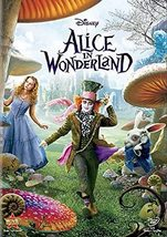 Disney Alice in Wonderland DVD - $3.95