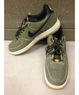 Nike Air Force 1 Low WorkBoot Pack Medium Olive 488298-206 Men's Size 11... - £74.72 GBP