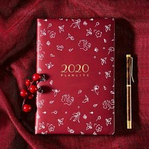 2020 Planner Organizer A5 Diary Notebook Journal Weekly Monthly Travel N... - $33.85