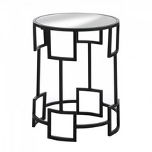 Modern Round Side Table - $95.99