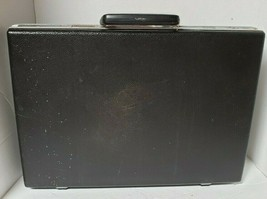 Vintage Samsonite Classic Hard Shell Briefcase With Expandable Portfolio... - $14.82