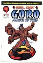 Mortal Kombat: Goro, Prince of Pain #1 1994- Malibu Comics NM - $18.62
