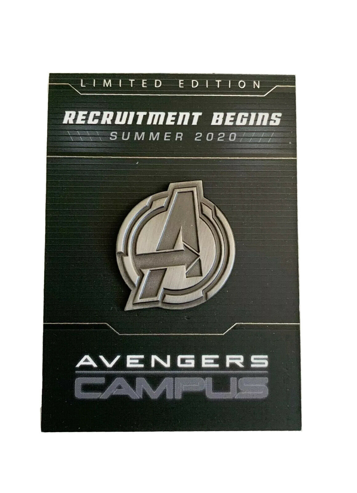 Primary image for D23 Disney Expo 2019: Avengers Campus Limited Edition Pin Disney Marvel (L7)