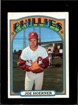 1972 TOPPS #482 JOE HOERNER VG+ PHILLIES  *X2996 - $0.99