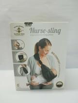 Humble-Bee Nursing Sling Bag - Black - $34.99