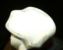 HULL Art Pottery Cornucopia Vase USA S-6-R AA-191829 Vintage Collectible image 7