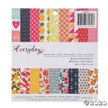 American Crafts™ Pebbles Jen Hadfield Everyday Paper Pad - $16.48