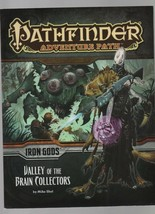 Valley of the Brain Collectors - Pathfinder: Iron Gods #88 SC 2014 97816... - $13.32