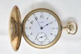 Elgin Pocket Watch. 15 Jewels, Size 16 - $176.39