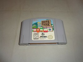 South Park, Game Only w/ End Label, Nintendo 64 - $14.99
