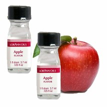 LorAnn Super Strength Apple Flavor, 1 dram bottle (.0125 fl oz - 3.7ml) ... - $6.92