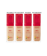 Bourjois Healthy Mix Anti-Fatigue Foundation 30ml [1 fl. oz.] Choose your shade - $10.44