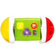 KiddoLab 3 in 1 Roll & Learn Activity Center for Baby and Rattle Ball To... - $23.63