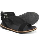 NEW Kork Ease Zukey T Strap Gladiator Sandals in Black sz 6  - $36.63