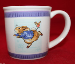 Wedgwood Peter Rabbit The World Of Beatrix Potter Children Coffee Tea Mu... - $20.07