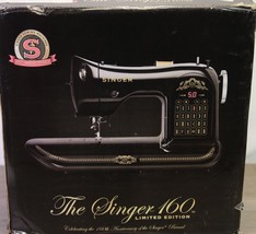 Singer 160th Anniversary Limited Edition, Computerized Sewing Machine *N... - $445.50