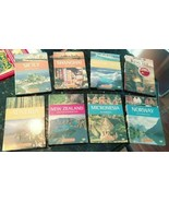 7 Unforgettable Journeys Micronesia Shanghai Antartica Norway Austria Si... - $58.45