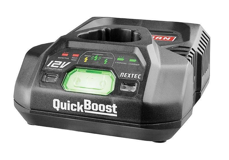 CRAFTSMAN NEXTEC 320.29497 12V LITHIUM ION QUICK BOOST BATTERY CHARGER - NEW!! - $84.95