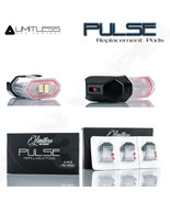 AUTHENTIC LIMITLESS PULSE PLY ROCK REPLACEMENT 2ML PODS / CARTS | 3 6 or... - $17.77+