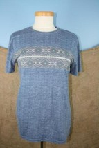 Hollister Boy's Basic Cotton T-Shirt Size M  - $10.22
