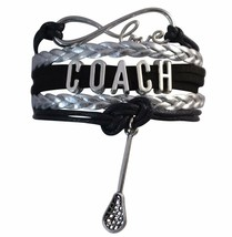 Lacrosse Coach Bracelet - Lacrosse Jewelry  - Perfect Gift For Lacrosse ... - $10.00