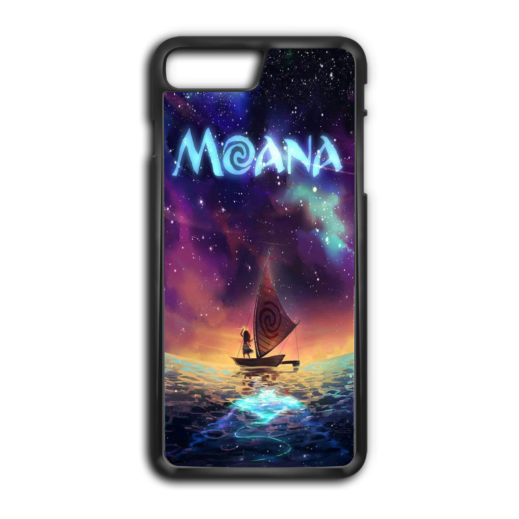 Moana Ocean Stars Spectacular Movie Poster Iphone and Samsung Galaxy case