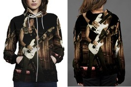 Evil That Men Do Adrian Smith Hoodie Zipper Women's - $48.99+