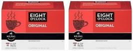 Eight O' Clock Original Coffee Keurig K Cup 2 Box Pack - $27.67