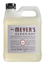 Mrs. Meyer's  Clean Day  33 oz. Liquid Hand Soap  Lavender Scent Refill - $46.67