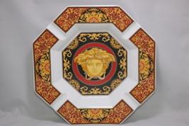 "Versace Medusa Porcelain 9"" Ashtray - $295.00"