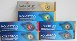 Neu Wella Koleston Perfekt Professionell Permanent Haarfarbe 59ml ~ Stufen 1 zu - $5.69+