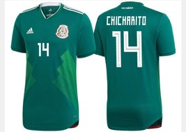 NWT MÉXICO WORLD CUP CHICHARRITO FAN HOME JERSEY  - $54.99