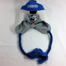 San Diego Chargers Knit Beanie Boys Size 2-4 NFL Rush Apparel Helmet Sty... - $5.00