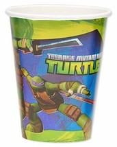 American Greetings, Teenage Mutant Ninja Turtle 9 oz. Paper Cups, 8-Count - $3.12