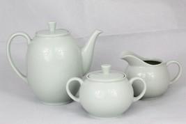 Arzber Hutschenreuther Gruppe Teapot Creamer & Sugar Bowl Set - $37.61