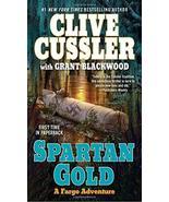 Spartan Gold (A Sam and Remi Fargo Adventure) [Paperback] Cussler, Clive... - $1.83