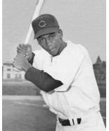 Very Rare ROOKIE Ernie Banks 1954 Chicago Cubs 8x10 Wrigley - $4.99