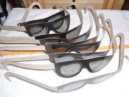 Vintage 3D Polarizing Glasses from the 1950's - 9 Pair - for Stereo Slid... - €17,57 EUR