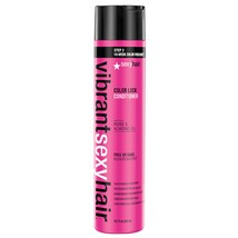 Sexy Hair Vibrant Color Conserve Color Lock Conditioner 10.1oz - $12.73